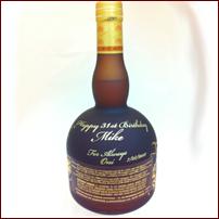 Engraved Bottle