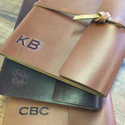 Engraved Leather Gifts