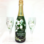 Engraved Champagne